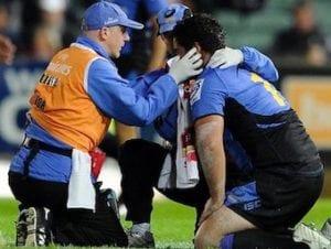 Immediate care in sport