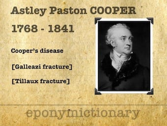 Sir Astley Paston Cooper (1768 – 1841) 340