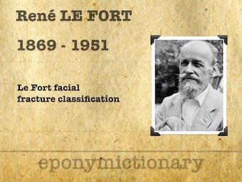 René Le Fort (1869 – 1951) 340