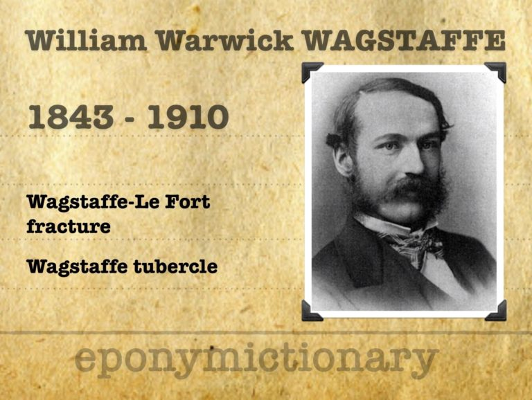 William Warwick Wagstaffe (Sr) (1843-1910) 340