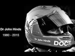 Dr John Hinds 1980-2015