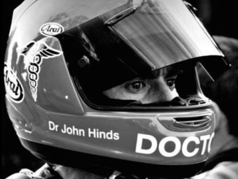 Dr John Hinds Trauma doctor