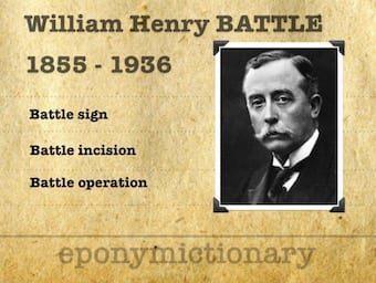 William Henry Battle (1855 – 1936) 340