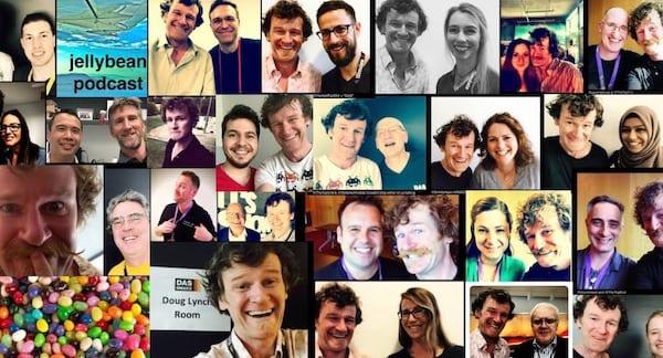 JelyBean Podcast 600 Opacity