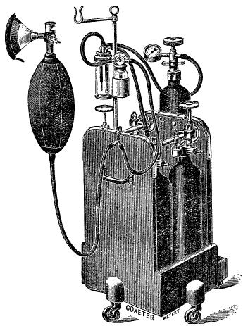 Boyle Machine 1919 Lancet
