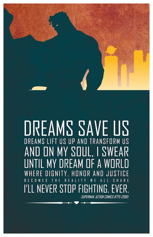 Dreams Save Us RAGE