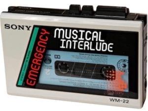 Emergency Musical Interlude