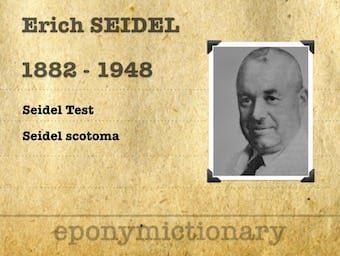Erich Seidel (1882 – 1948) 340 256
