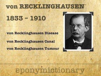 Friedrich Daniel von Recklinghausen (1833 – 1910) 340