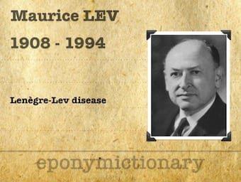 Maurice Lev (1908 – 1994) 1