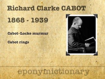 Richard Clarke Cabot (1868-1939) 340