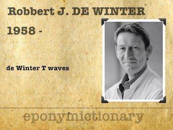 Robbert J. de Winter (1958 – ) 1