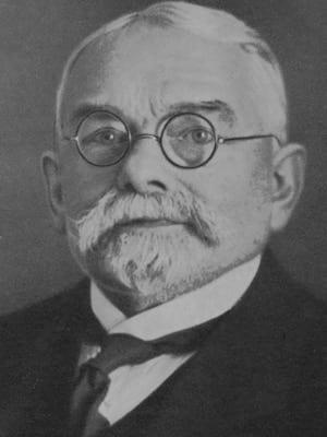 Sigbert Ganser 1853-1931 Osler 300