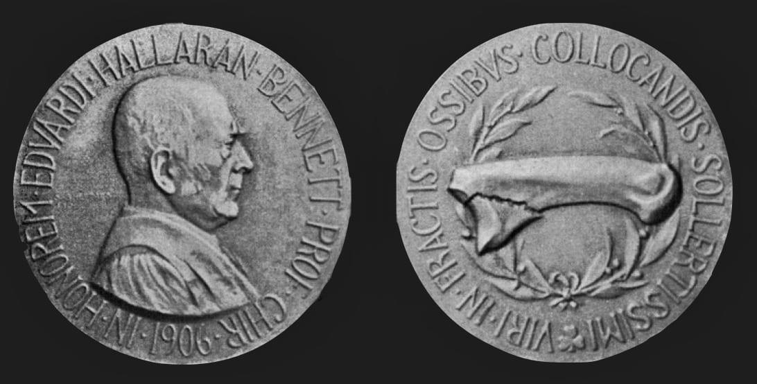 The Bennett Medal
