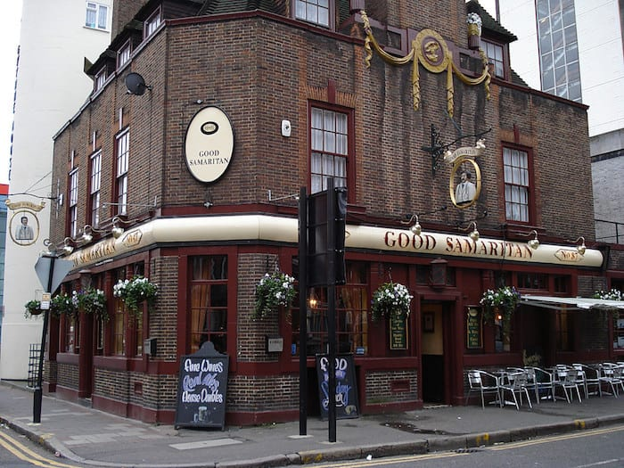 The Good Samaritan Pub
