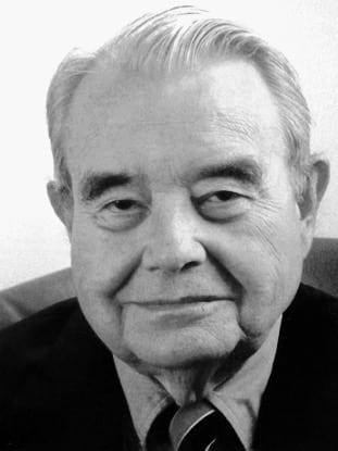 William Francis 'Fran' Ganong Jr. (1924 – 2007)