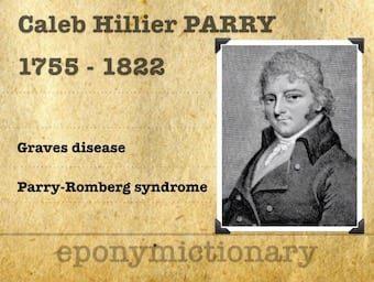 Caleb Hillier Parry (1755 – 1822) 1