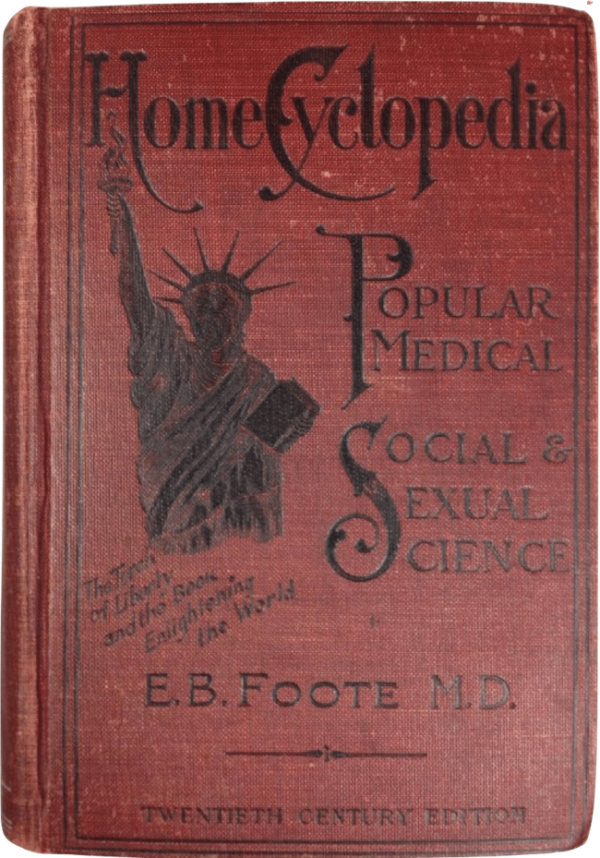 Dr Foote Home Cyclopedia