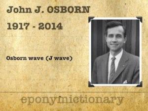 John J Osborn (1917 – 2014) 1