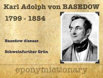 Karl Adolph von Basedow (1799 – 1854) 1