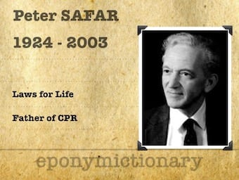 Peter Josef Safar (1924 – 2003) 1