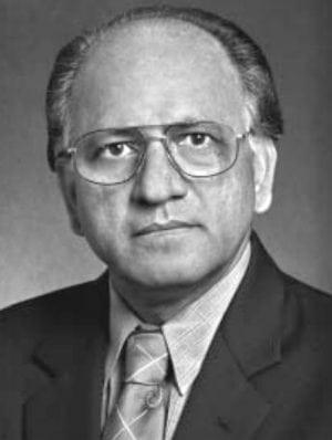 Seshagiri Rao Mallampati (1941 – )