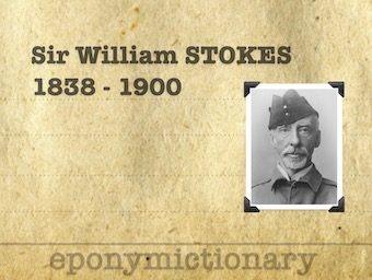 Sir William Stokes (1838 – 1900) 340