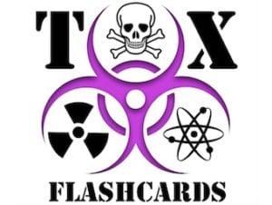 Toxicology Flashcards 340