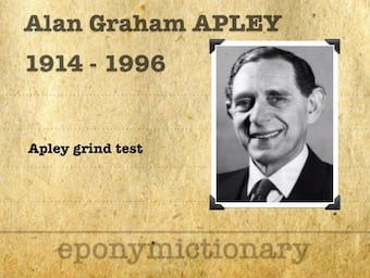 Alan Graham Apley (1914 – 1996) 340