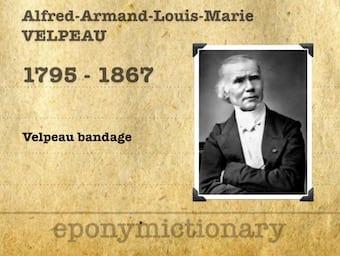 Alfred-Armand-Louis-Marie Velpeau (1795 – 1867) 340