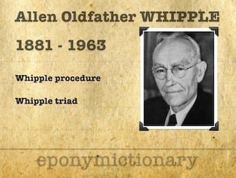 Allen Oldfather Whipple (1881-1963) 1200