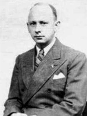 Anton Jervell (1901 – 1987)