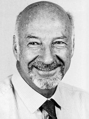 Bernhard Georg Weber (1927 – 2002)