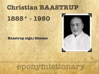 Christian Ingerslev Baastrup (1885-1950) 340