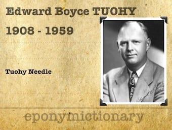 Edward Boyce Tuohy (1908 – 1959) 1