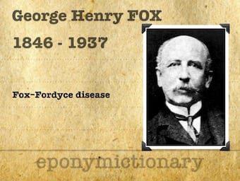 George Henry Fox (1846 – 1937) 1