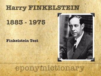 Harry Finkelstein (1883 – 1975) 340