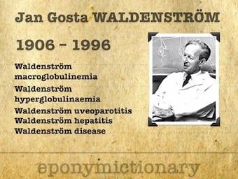 Jan Gösta Waldenström (1906 – 1996) 340