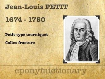 Jean-Louis Petit (1674 – 1750) 340
