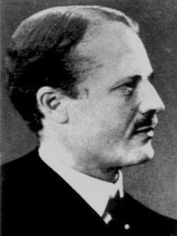 Johan Henning Waldenström (1877-1972)