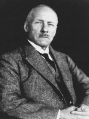 Karel Frederik Wenckebach (1864 – 1940)