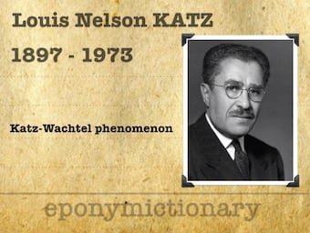 Louis Nelson Katz (1897-1973) 1