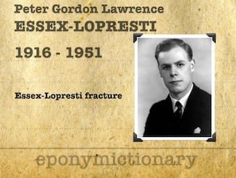 Peter Gordon Lawrence Essex-Lopresti (1916 – 1951) 340