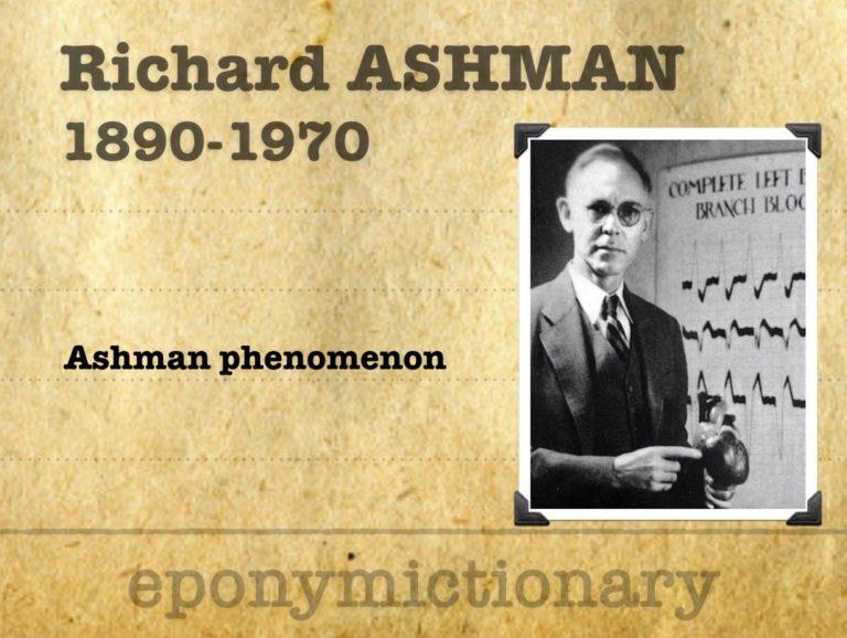 Richard F. Ashman (1890-1970) 2