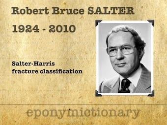 Robert Bruce Salter (1924-2010) 340