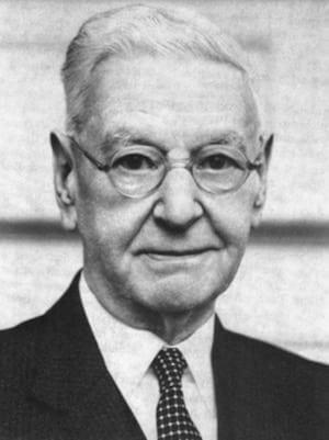 Sir John Parkinson (1885 – 1976)