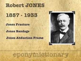 Sir Robert Jones (1857-1933) 340