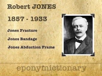 Sir Robert Jones (1857-1933) 340
