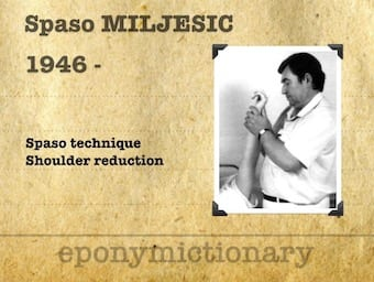 Spaso Miljesic Croatian, Nurse Specialist 340