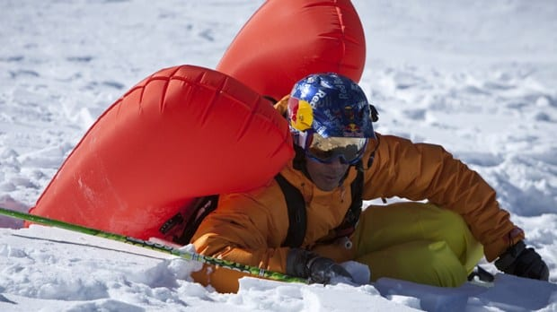 Does that avalanche airbag really help? • LITFL • EBM Gone Wild